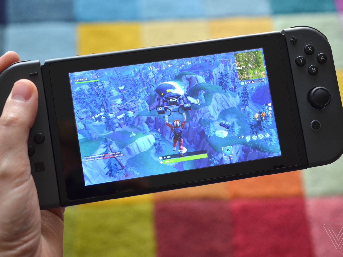 Fortnite on the Switch makes Sony's cross-play policy look even more ...