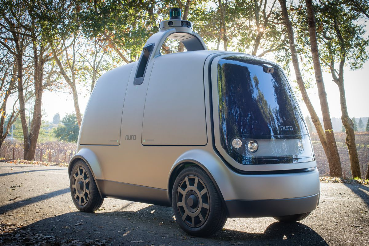 Nuro Is Focused On Last Mile Deliveries With Its Completely Driverless Prototype