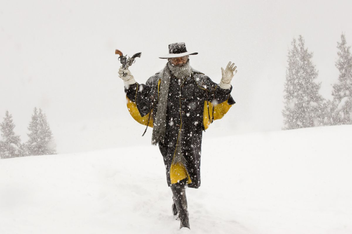 the hateful eight quentin tarantino s new film is a deeply