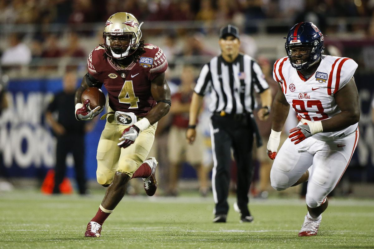 Dalvin Cook. Can the Miami native lead the Noles to a victory over the Hurricanes?
