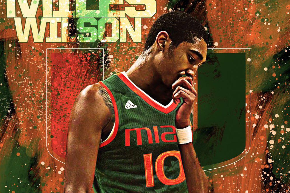 Mount St. Mary\'s G Miles Wilson announces transfer to Miami ...