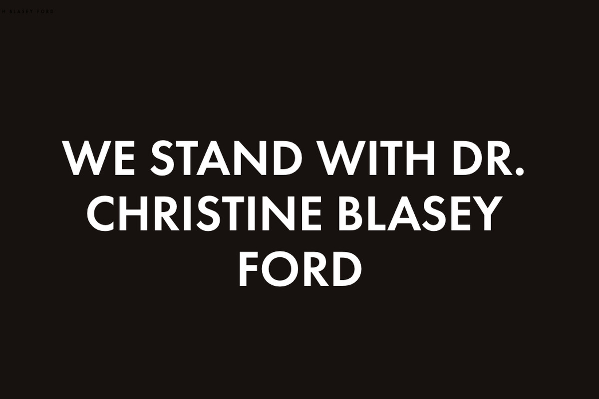 f911295a98c Nearly 600 women from Christine Blasey Ford s high school have signed on to an  open letter saying that they support her and believe her account that  Supreme ...