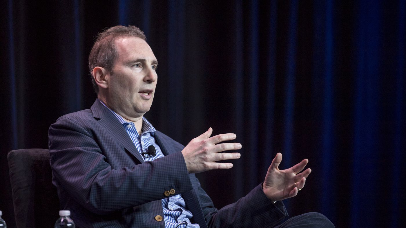 Andy Jassy Will Become Amazon'S Ceo On July 5Th - The Verge