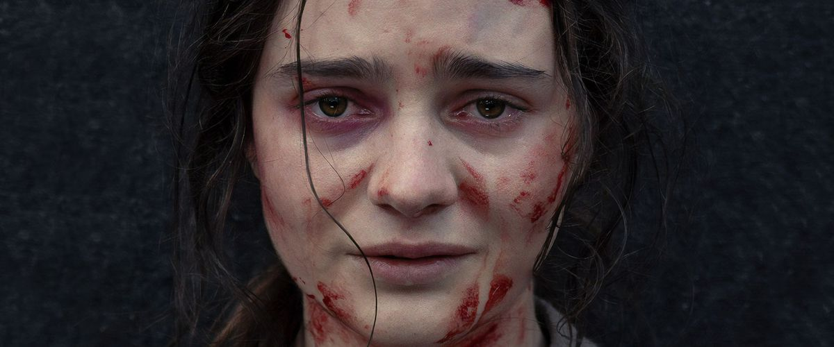 Aisling Francioso in The Nightingale.