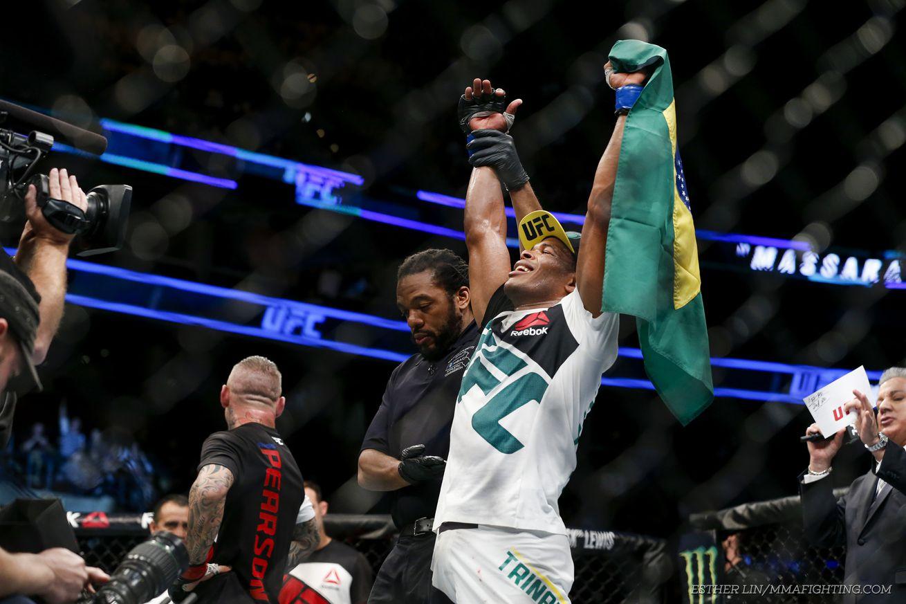 UFC Fight Night 81 photos