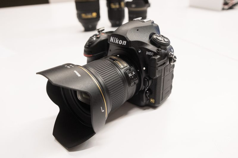 nikon camera marketing History nikon corporation was established on 25 july 1917 when three leading optical manufacturers merged to form a comprehensive, fully integrated optical company.