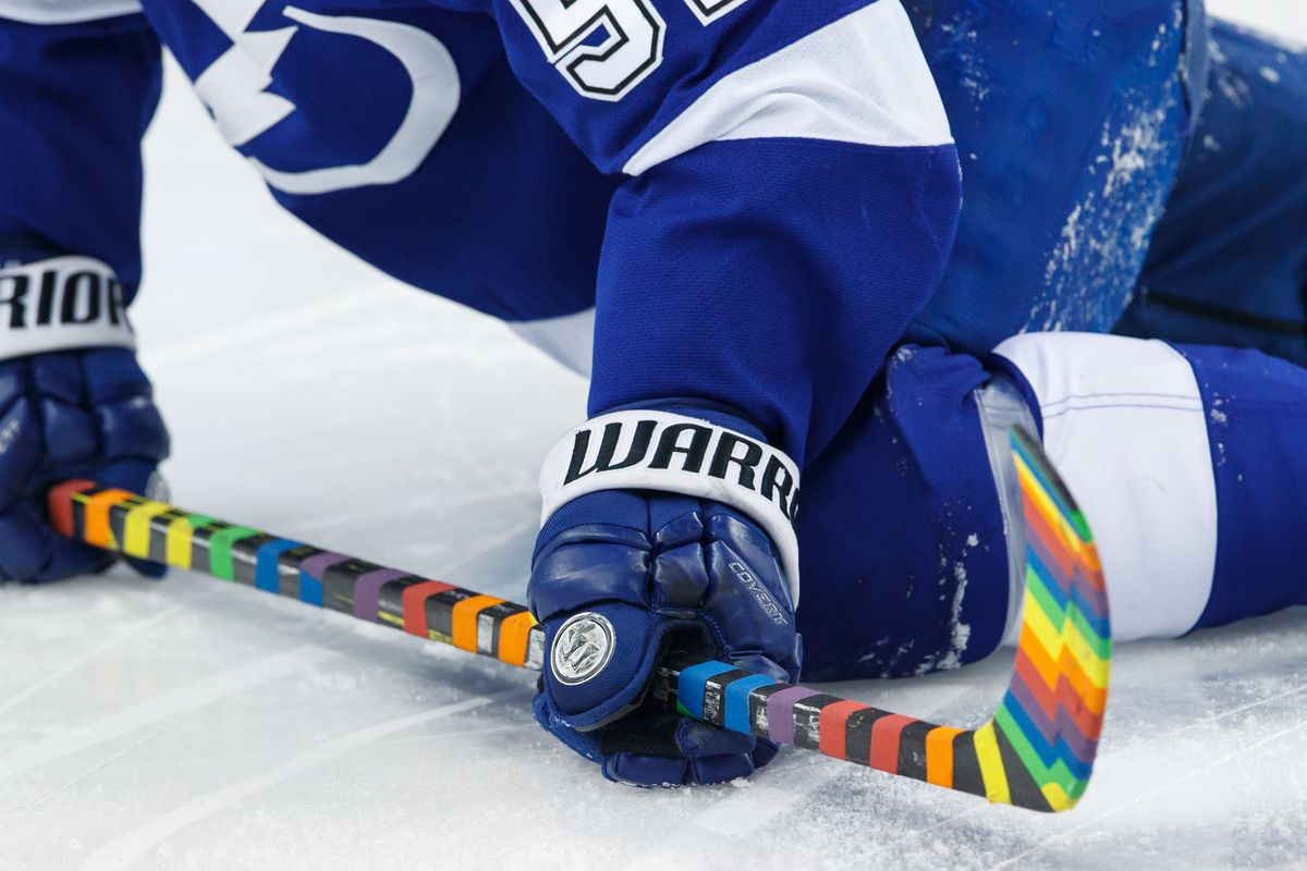 All 31 Nhl Teams Are Hosting A Pride Or Inclusion Night This Season