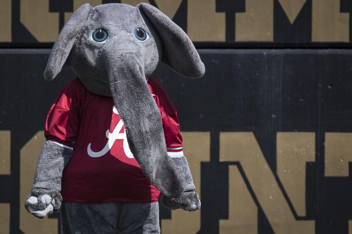 COLLEGE FOOTBALL: SEP 23 Alabama at Vanderbilt
