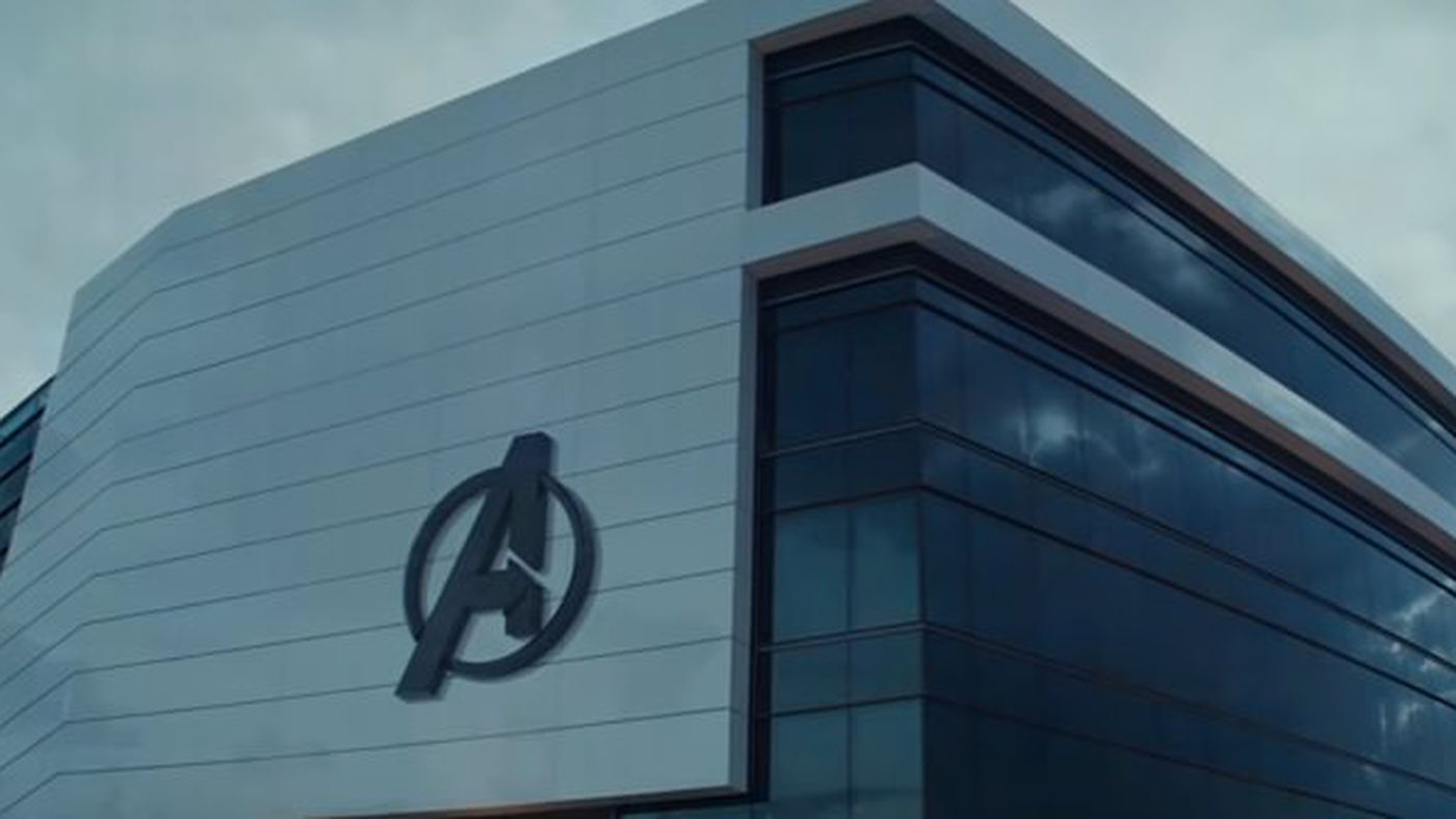 Avengers Tower is a test driving facility, and other movie scenes