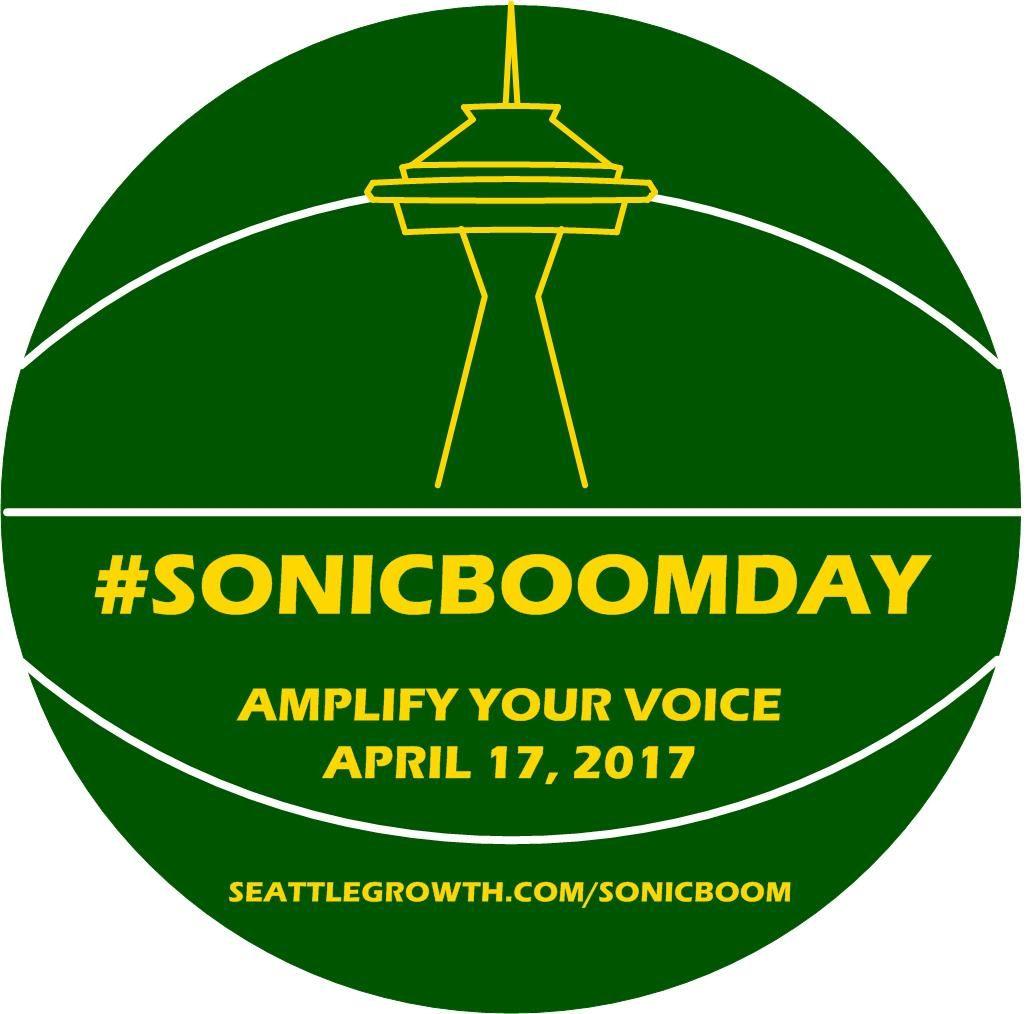 #SonicBoomDay