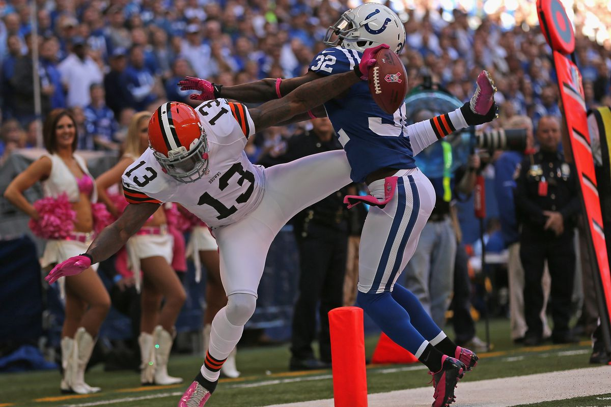 716be8dd Browns vs. Colts: Highlights of frustrating 17-13 loss in ...