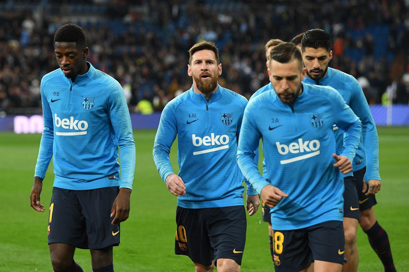Barcelona?s focus turns to Rayo Vallecano