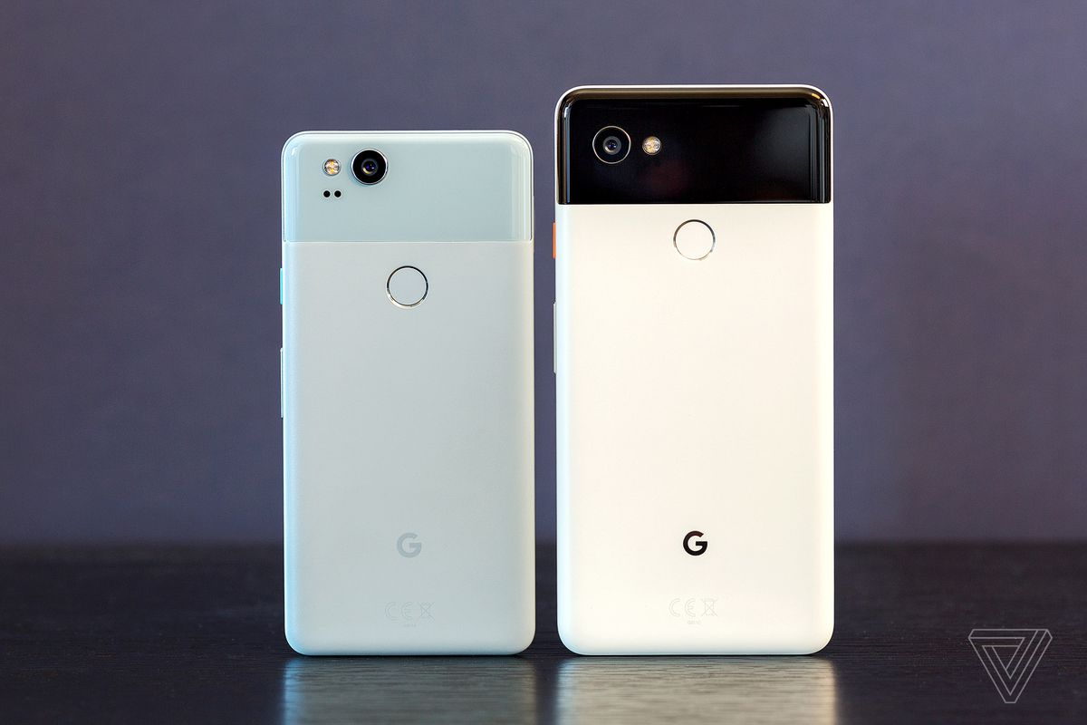 Exclusive first look at the google pixel 2 and 2 xl the verge cameras fandeluxe Choice Image