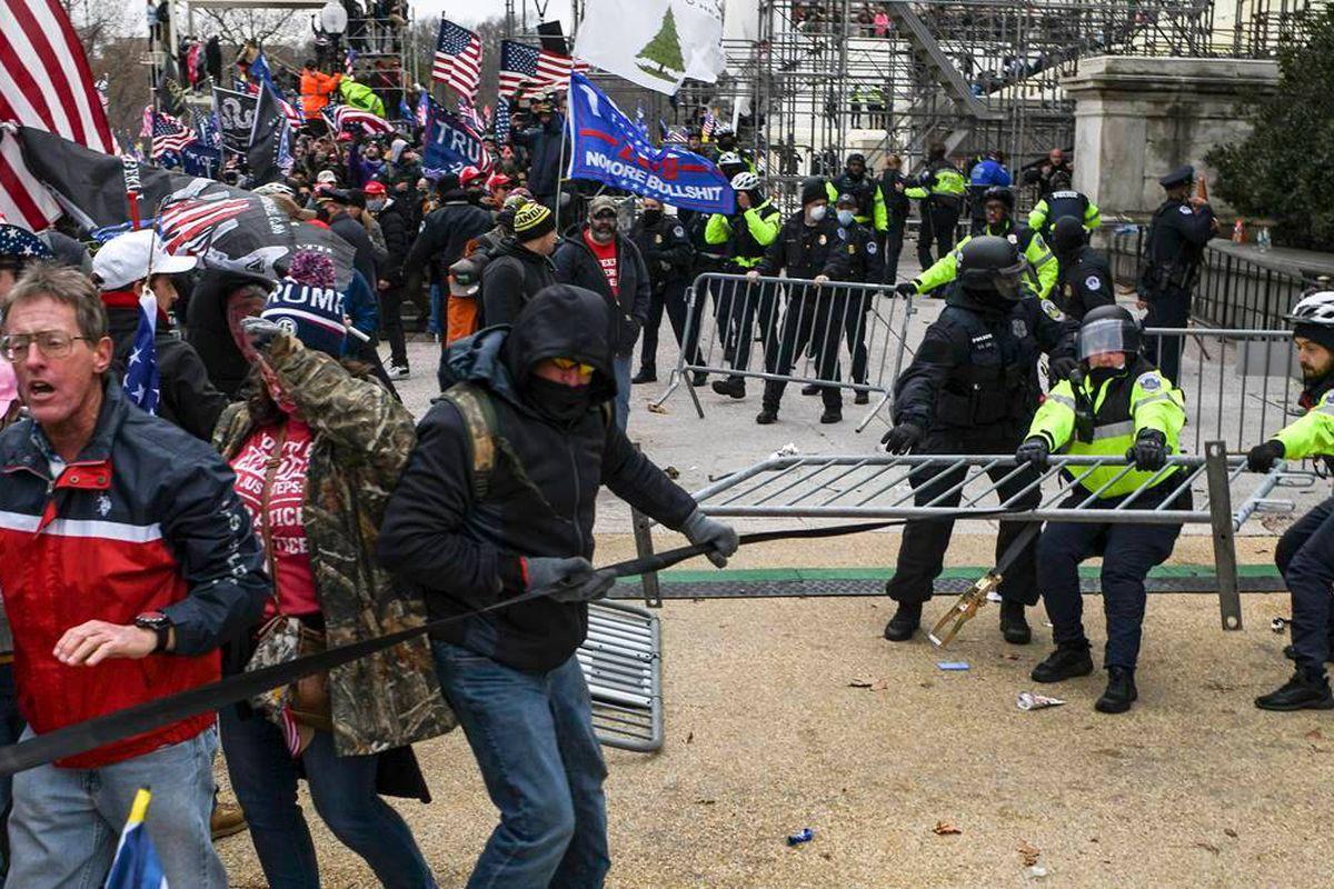 Capitol Hill riots