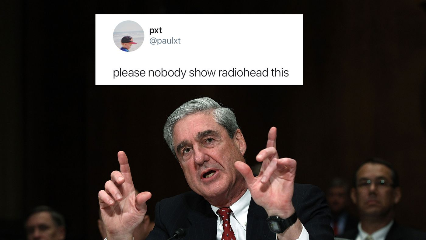 Mueller's Report Was Just Released And The Memes Are [Redacted]