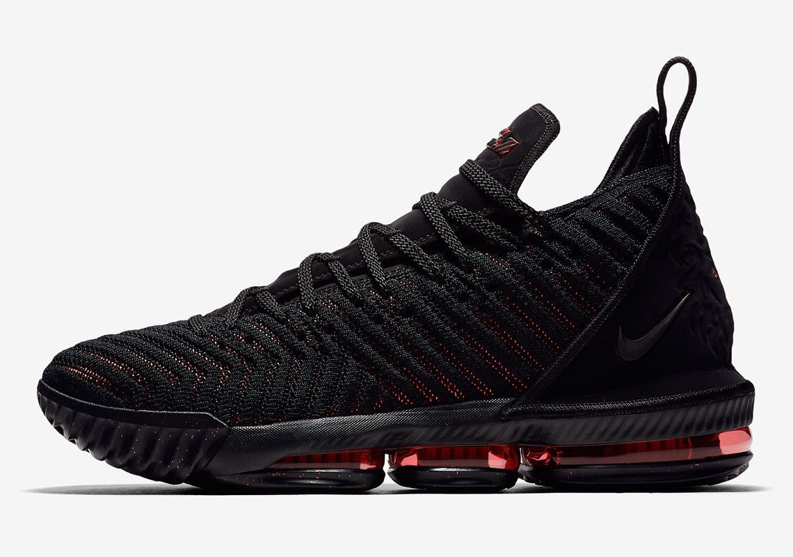 meet b2da8 f794c Nike LeBron 16  here s what you need to know about the latest ...