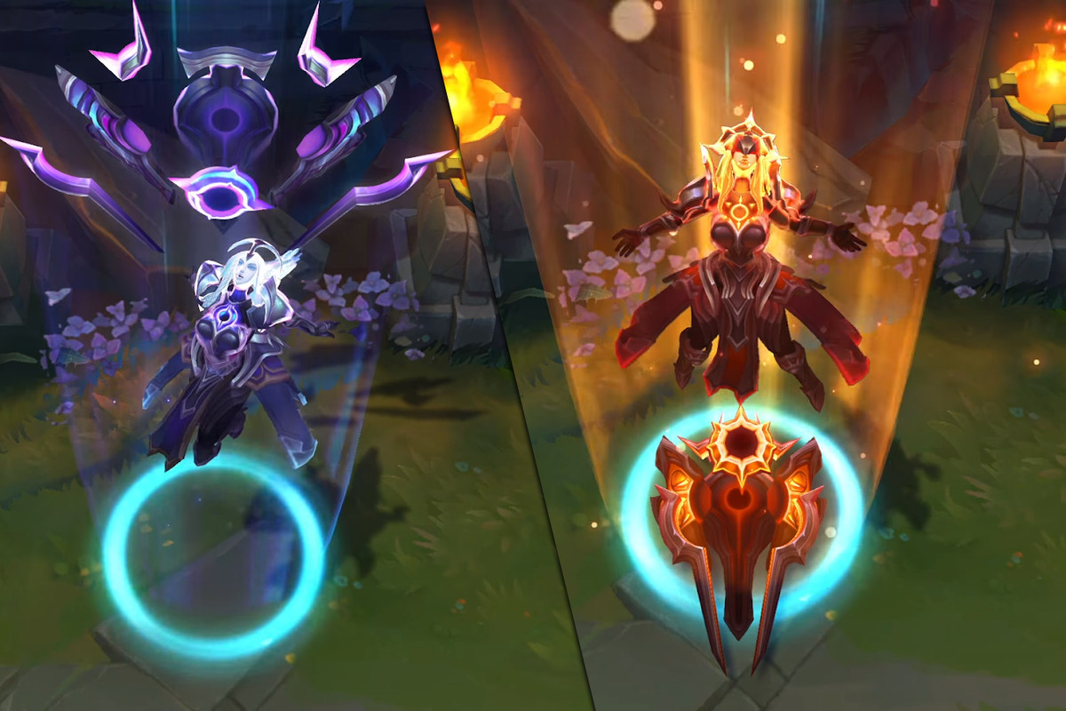 Variant Skins What You Need To Know About League S Newest Cosmetic