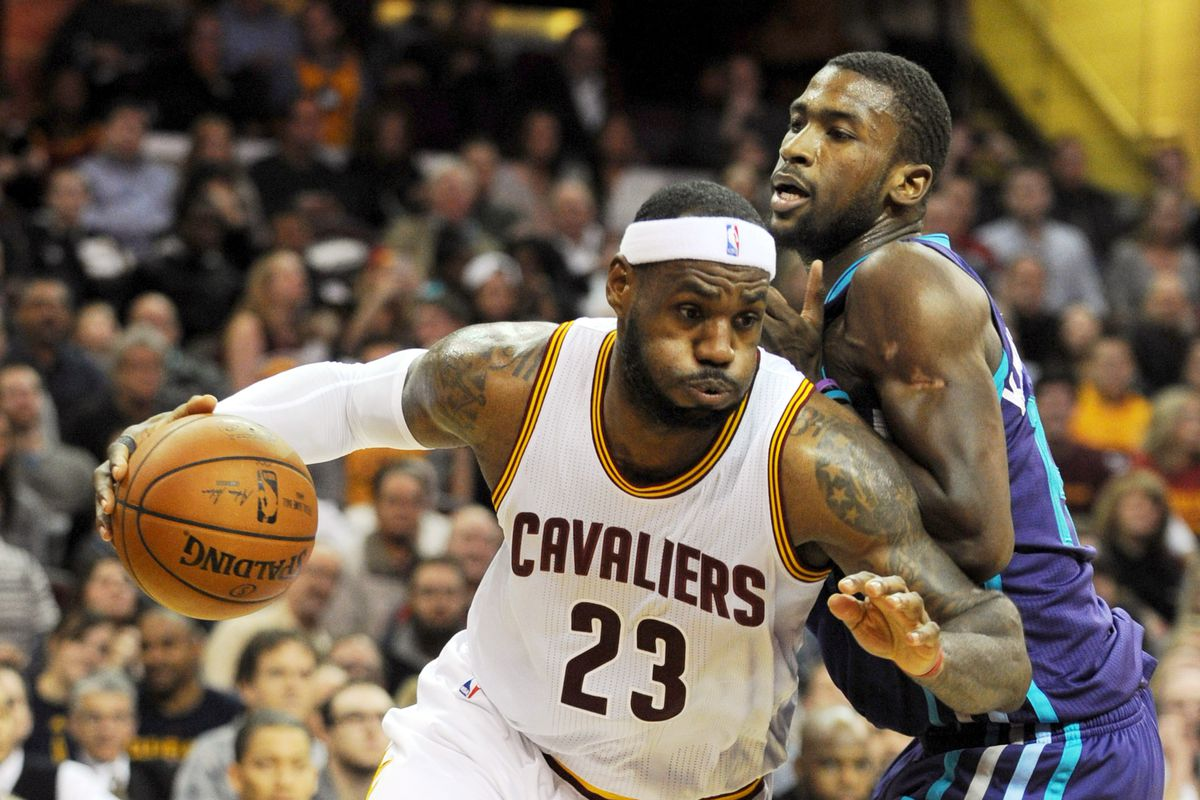 Image result for lebron james v MKG