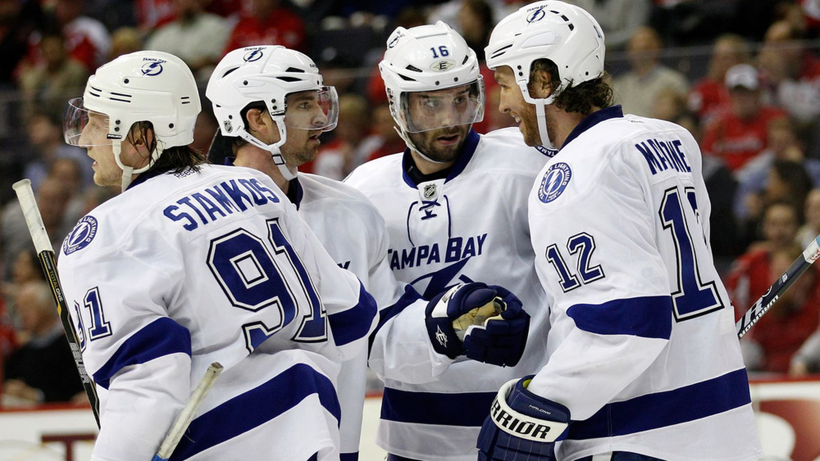 2013 14 Tampa Bay Lightning Season Preview Part 6 Line Projections And Depth