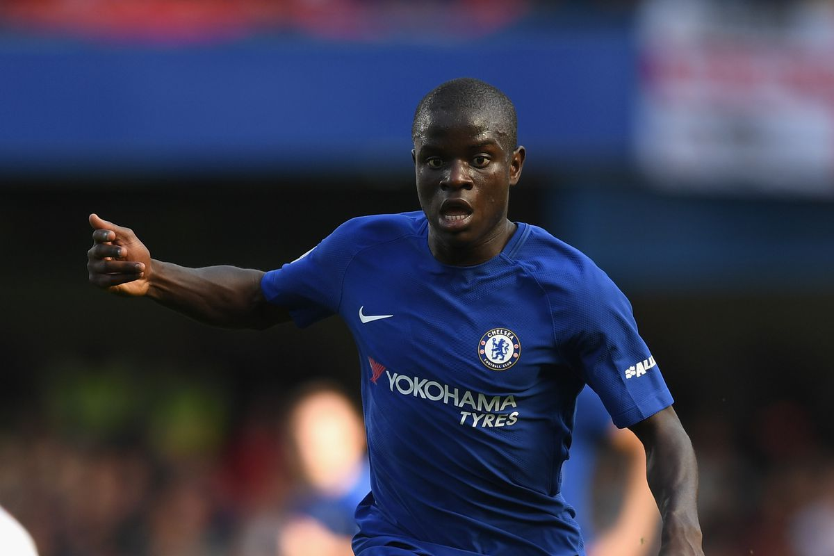 N Golo Kanté forced out of France game with apparent hamstring
