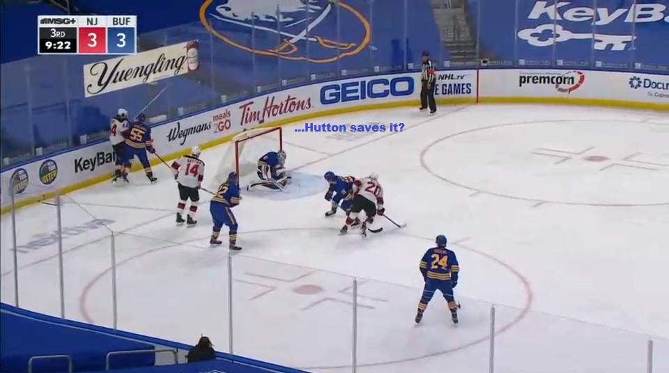 Part 10: Hutton made a save?