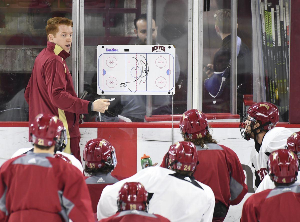 University of Denver hockey