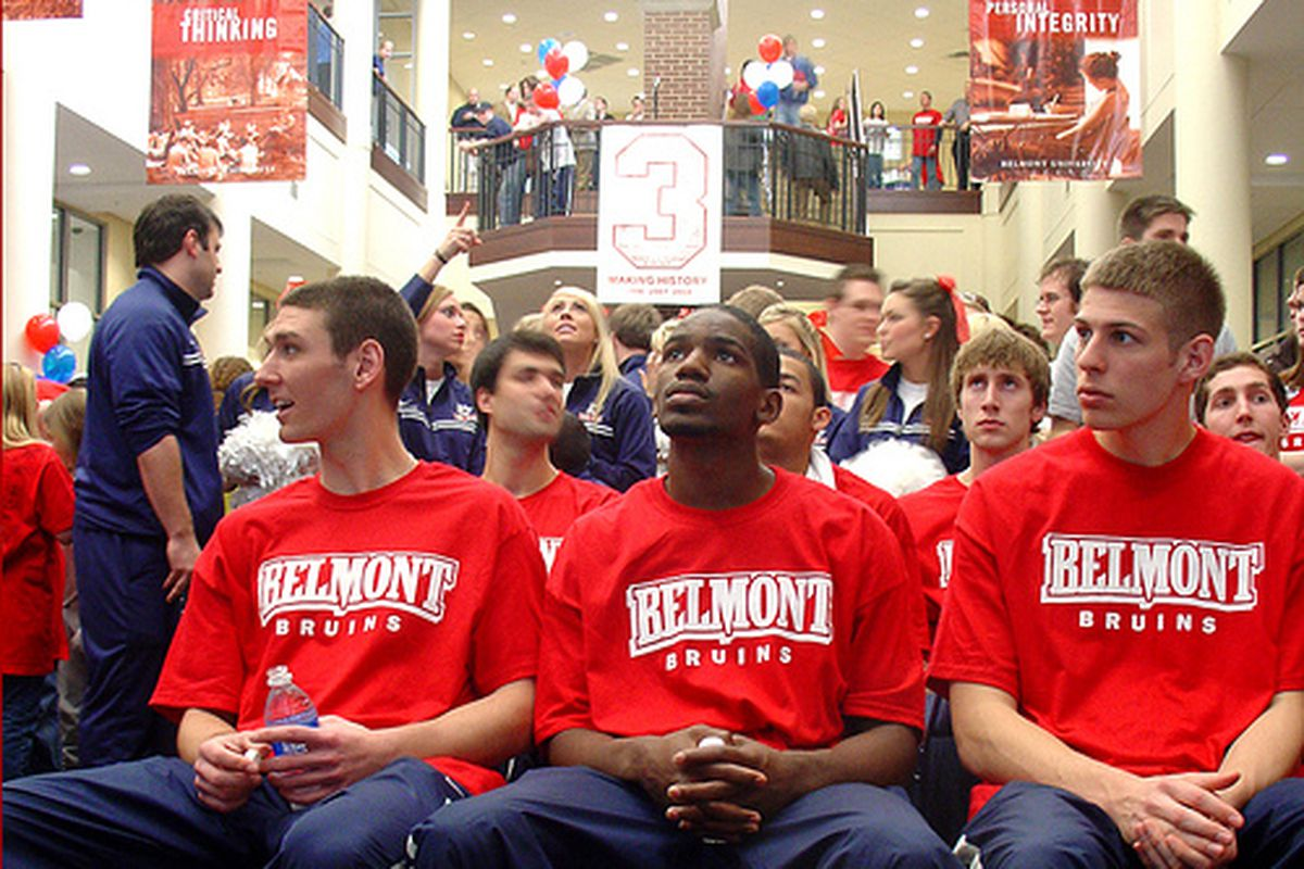 The Bruins await their seed after winning their 3rd straight Atlantic Sun Tournament in 2008