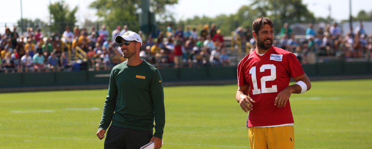 Matt LaFleur must find better playcalling balance in new offense with Aaron Rodgers, Packers