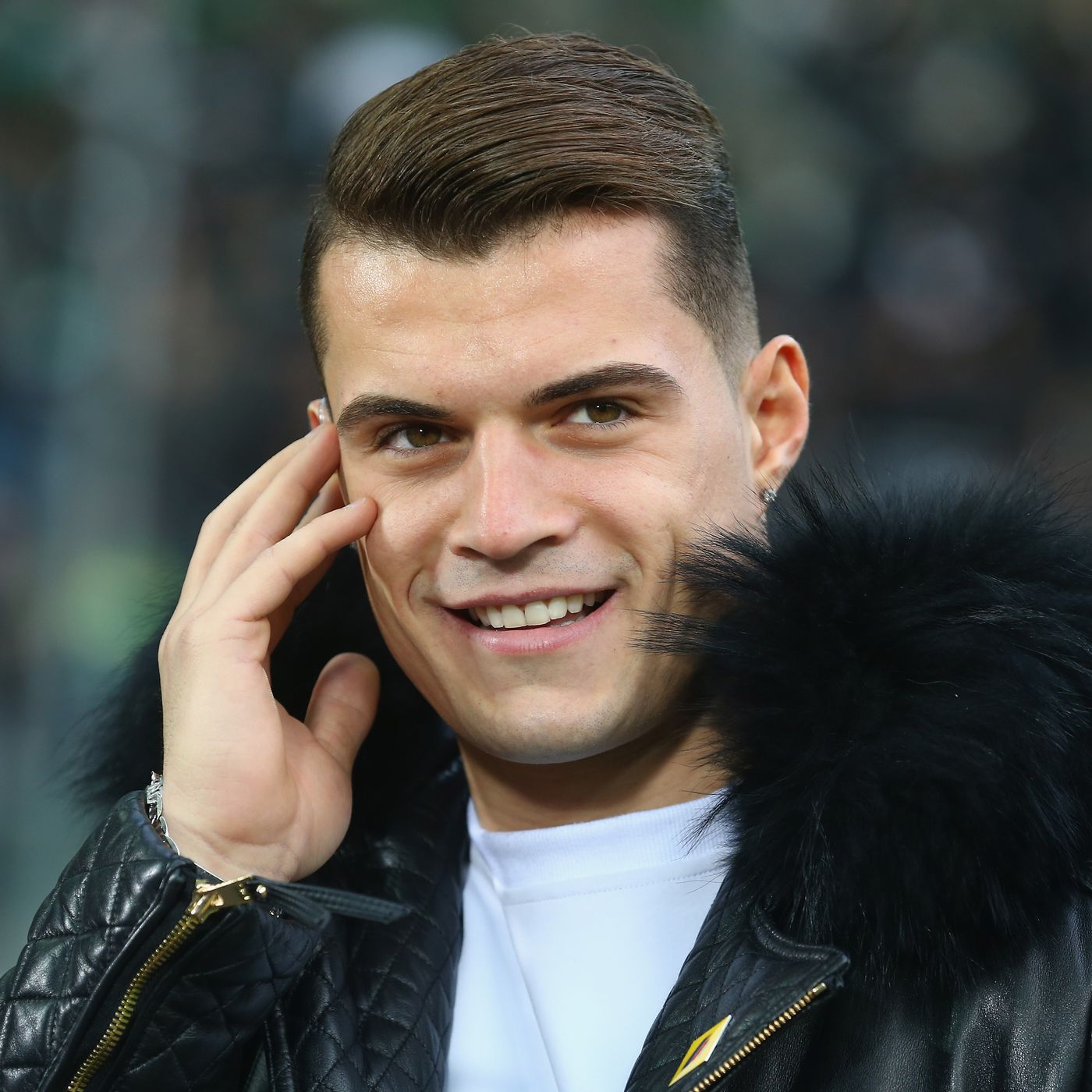 Is Arsenal In For Granit Xhaka The Short Fuse