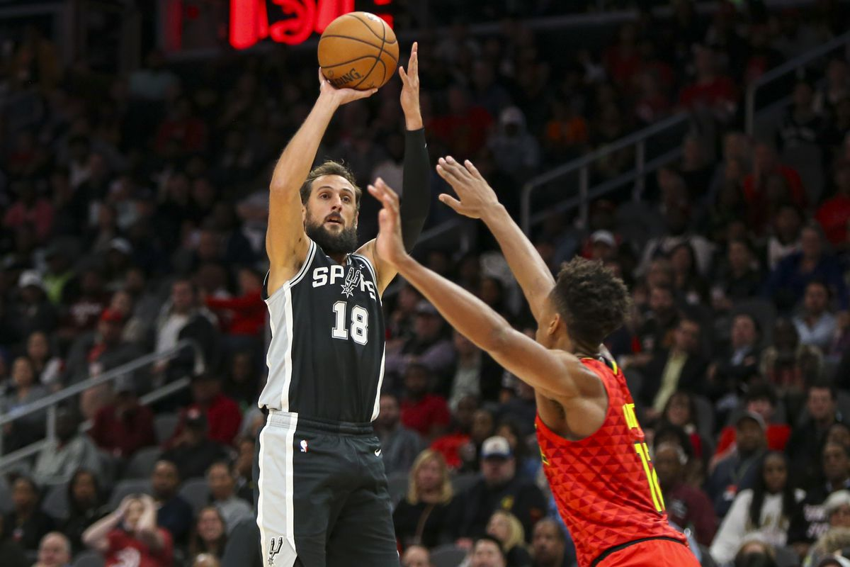 Why the Spurs are currently one of the league's worst three-point shooting teams