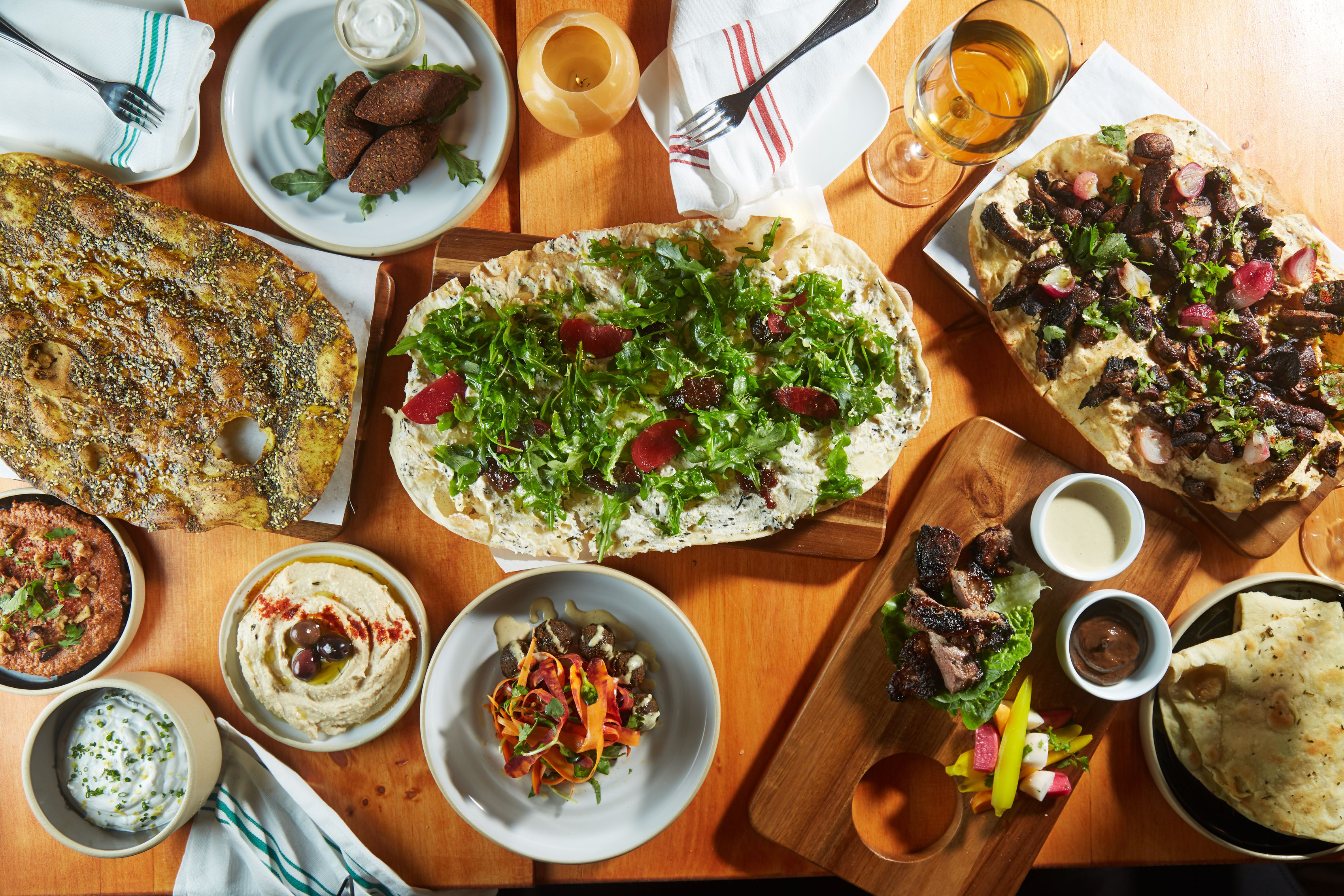 The Lower East Side Gets a New Lebanese Restaurant