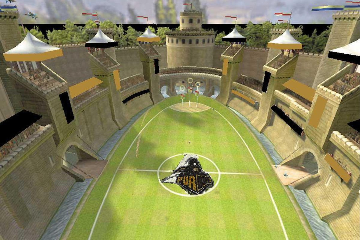 Could this be the next athletic complex to be built on campus?