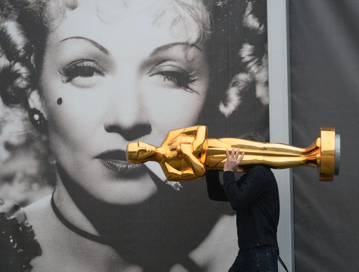 """Four Oscars for """"Grand Budapest Hotel"""
