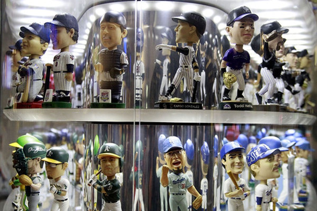 22079bdc3d2 Ever wondered how players do on their bobblehead night  - SBNation.com