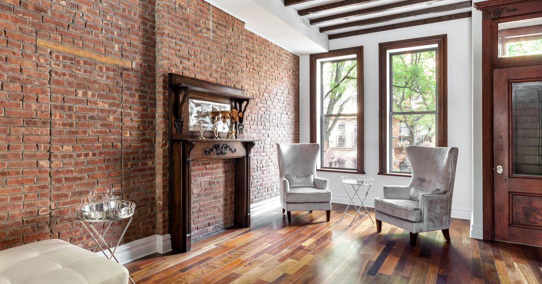 Which magazine worthy harlem townhouse would you drop 4 6 for Townhouses for sale in harlem