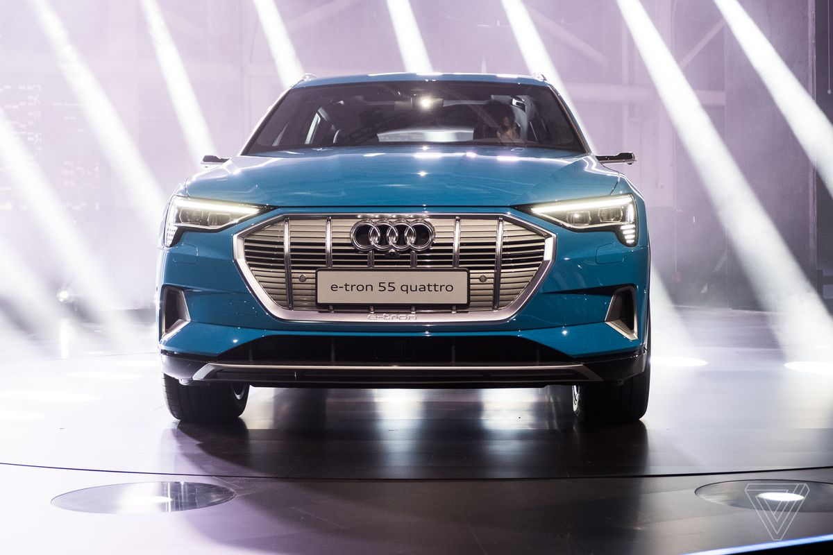 Audi S First Electric Car Reportedly Delayed Again Because Of A Battery Shortage
