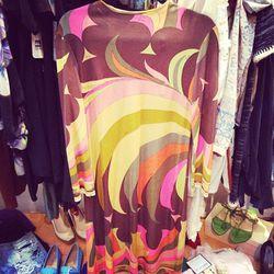 Vintage Pucci dress, $585.