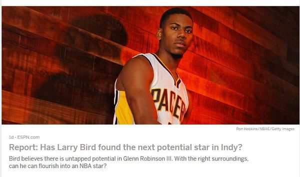 Pacers Star GR3?