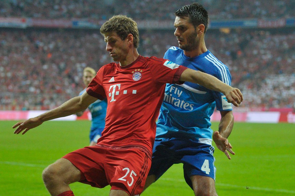 Bayern Vs Hamburg Live Stream