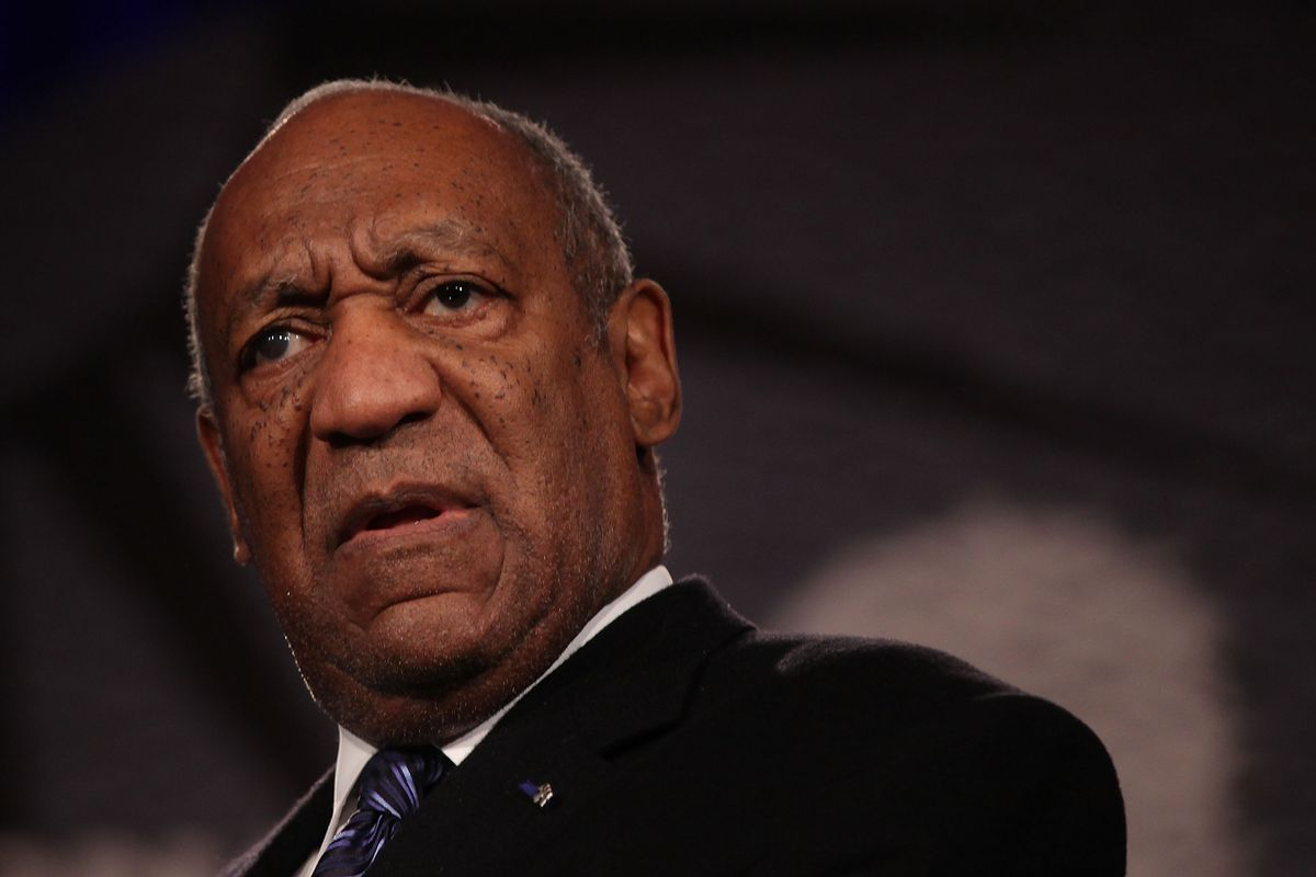 Bill Cosby is accused of raping 13 women