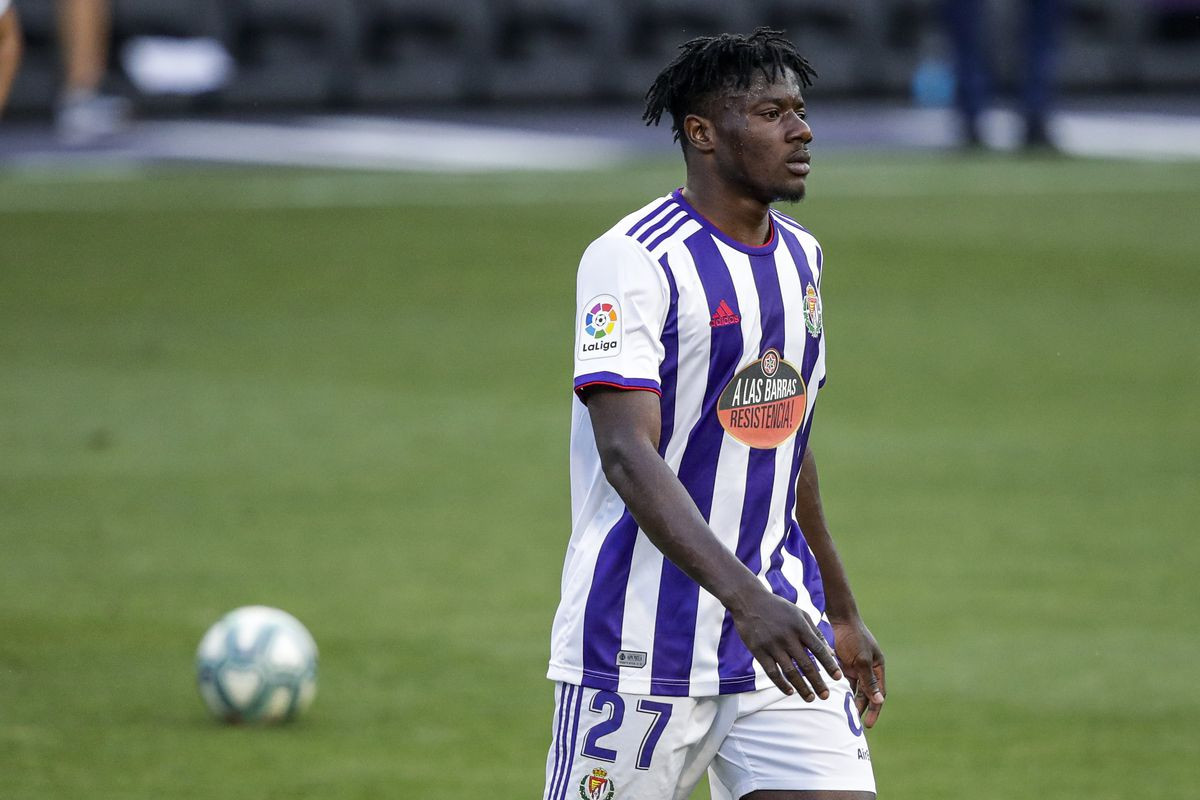 Southampton Real Valladolid Mohammed Salisu transfer signing announcement Saints rumours Sky Sports