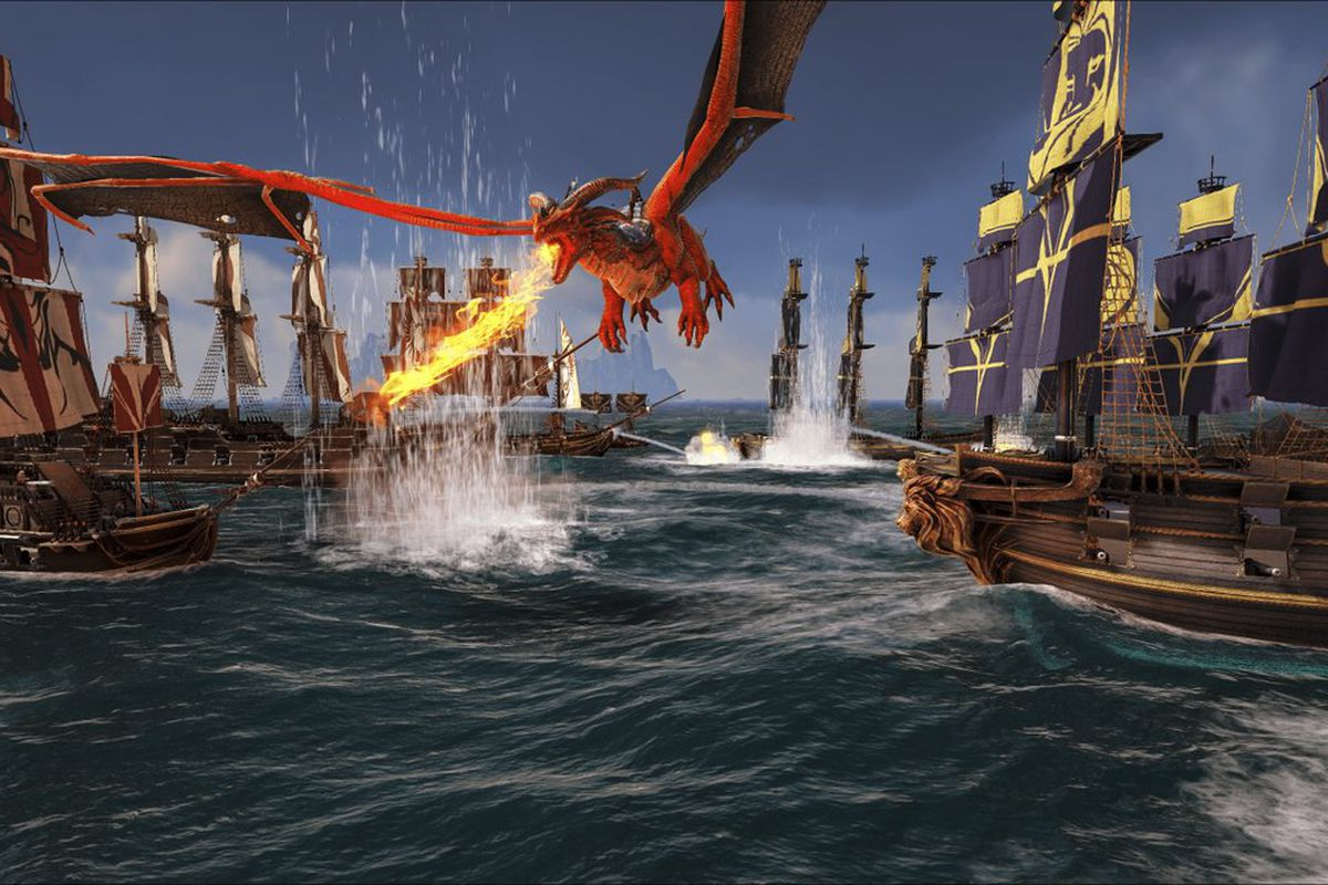 Pirate Survival Mmo Atlas Is Brutal Buggy But Intriguing Too