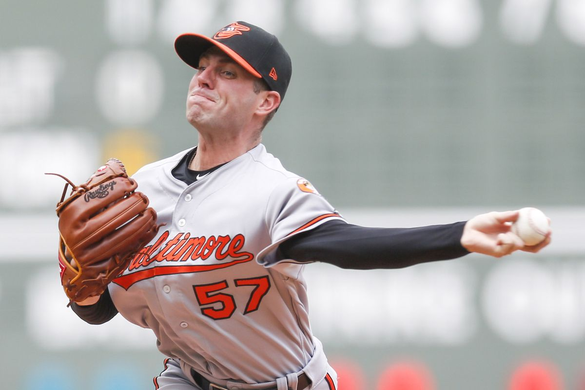 MLB: Game One-Baltimore Orioles at Boston Red Sox