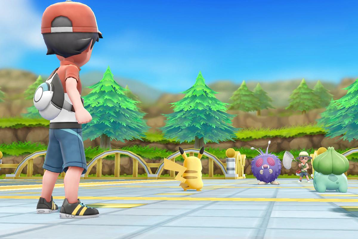 Pokemon Let S Go 5 Best New Features Polygon