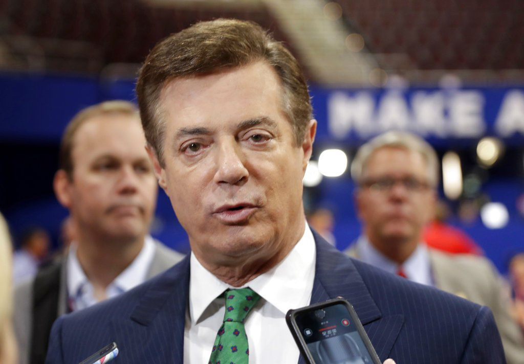 Former Trump campaign chairman Paul Manafort is incarcerated in a federal prison for lying under oath to a grand jury.