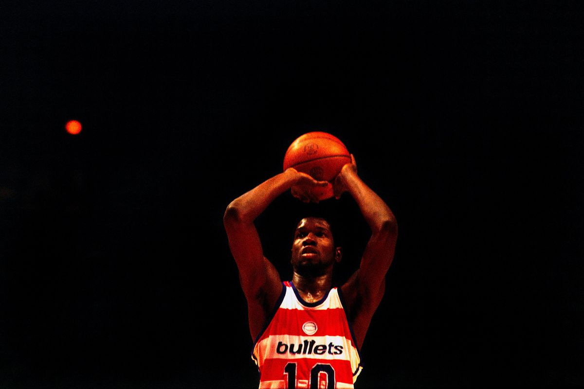 1978 NBA Finals Game 6: Seattle Supersonics v Washington Bullets