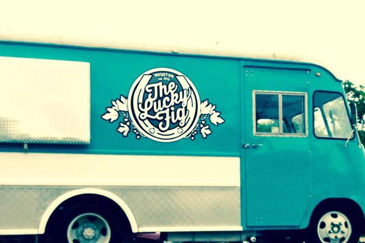 The Lucky Fig Truck