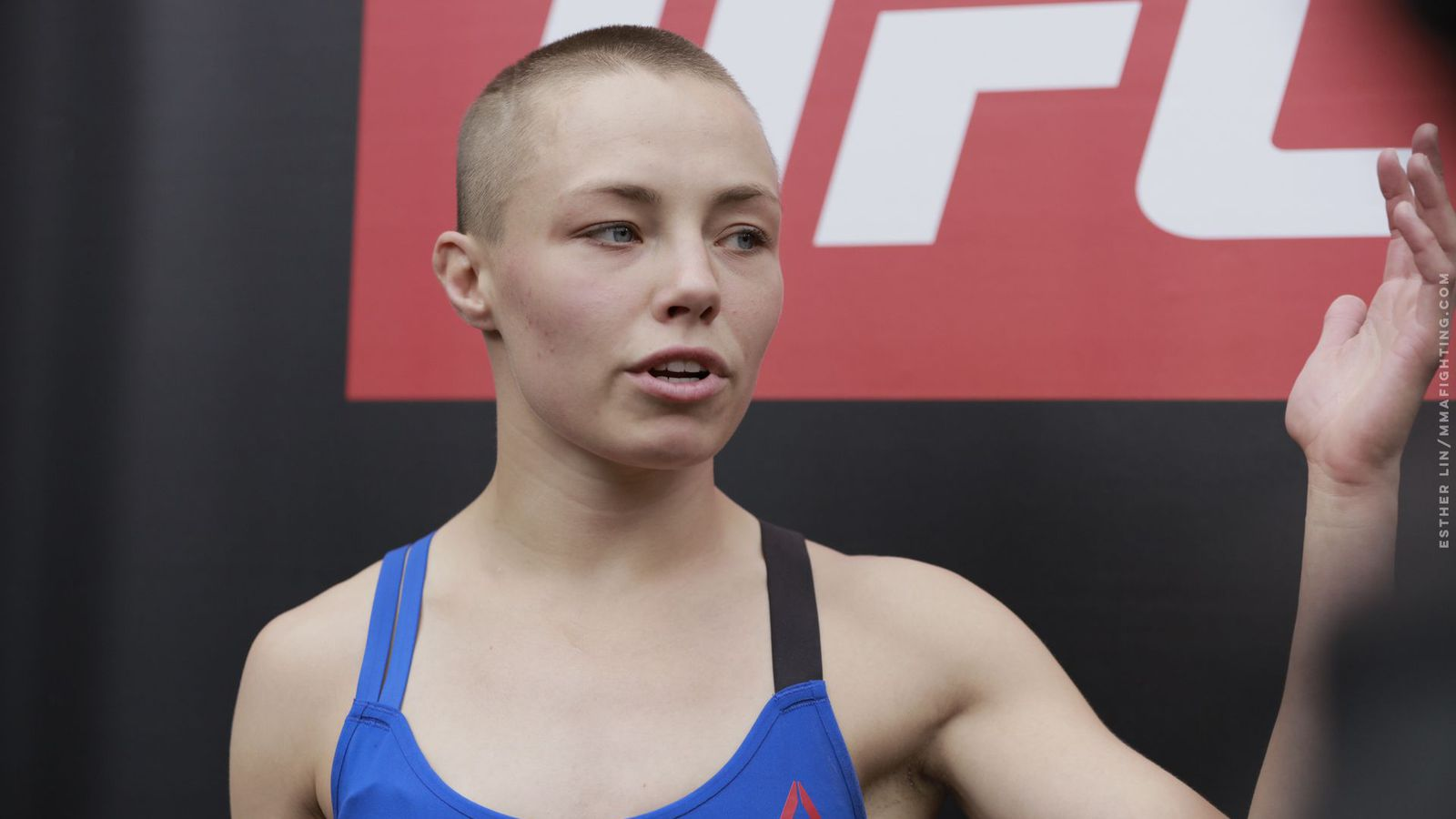 rose namajunas - photo #2
