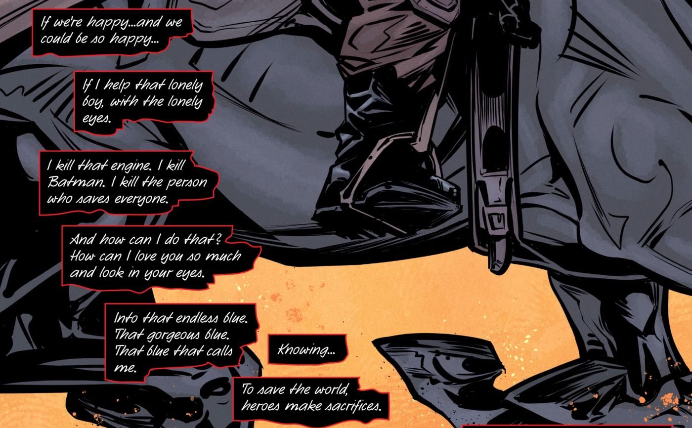 Batman's wedding: What happened? - Polygon