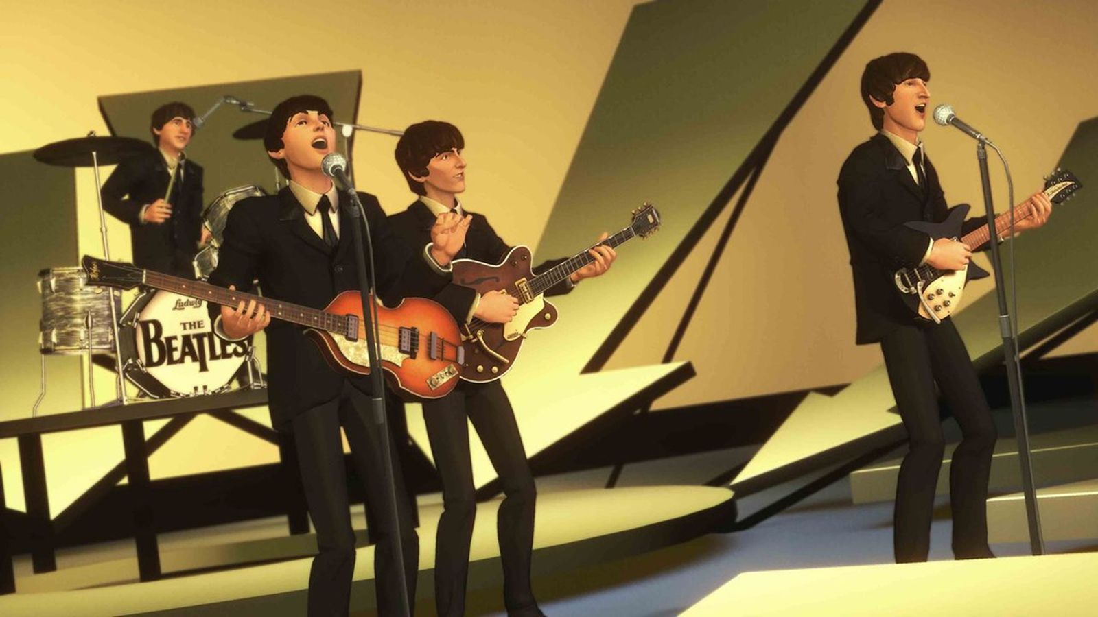 You won't be able to buy The Beatles: Rock Band's DLC songs